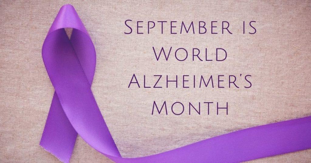 september alzheimers month
